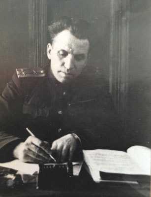 терадка из архива, Константин Кислов