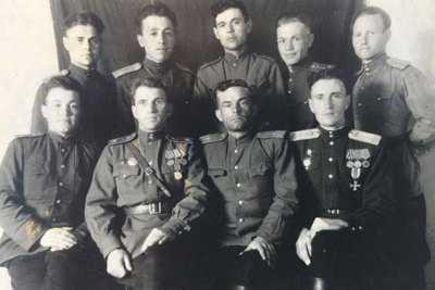 тетрадка из архива, Константин Кислов, воспоминания о войне